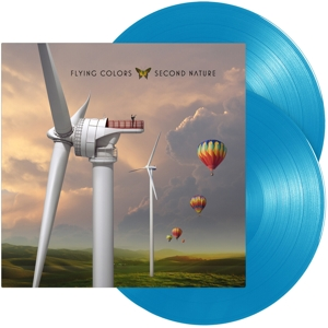 vinyl 2LP FLYING COLORS Second Nature