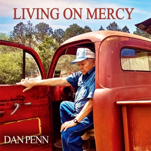 vinyl LP DAN PENN Living On Mercy