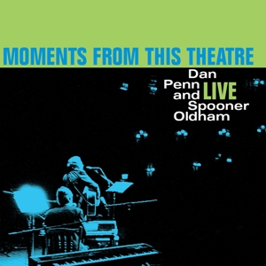 vinyl LP DAN PENN SPOONER OLDHAM Moments From This Theatre