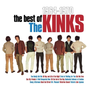 vinyl LP THE KINKS The Best Of The Kinks 1964-1970