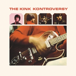 vinyl LP The Kinks ‎The Kink Kontroversy