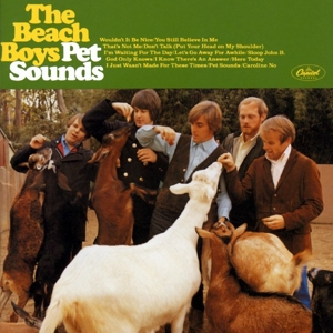 vinyl LP The Beach Boys ‎Pet Sounds (Audiophile 200 gram edition)