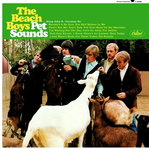 vinyl LP The Beach Boys ‎Pet Sounds (50th Anniversary MONO)