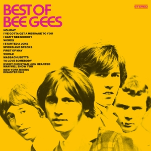 vinyl LP Bee Gees ‎Best Of Bee Gees