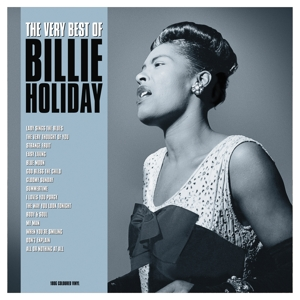 vinyl LP Billie Holiday The Very Best Of (Electric Blue Vinyl)