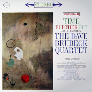 vinyl LP The Dave Brubeck Quartet ‎Time Further Out (Miro Reflections) (All-tube/All-analog mastering)