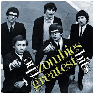 vinyl LP The Zombies Greatest Hits