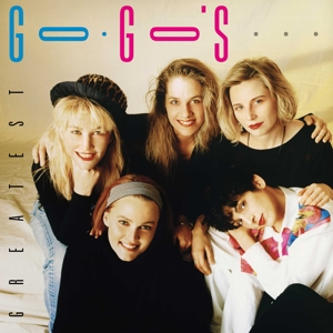 vinyl LP Go-Go's Greatest