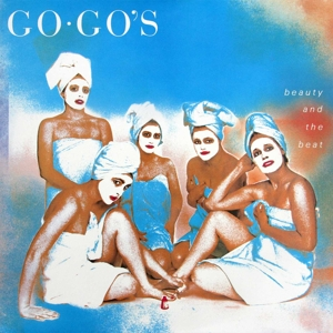 vinyl LP Go-Go's Beauty and the Beat
