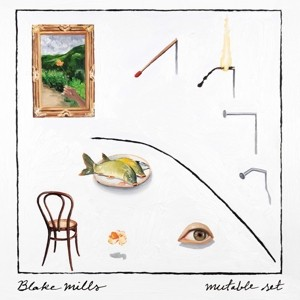 vinyl 2LP BLAKE MILLS Mutable Set