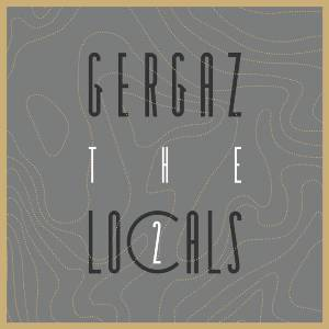 vinyl LP GERGAZ The Locals 2