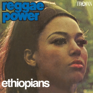 vinyl LP THE ETHIOPIANS REGGAE POWER
