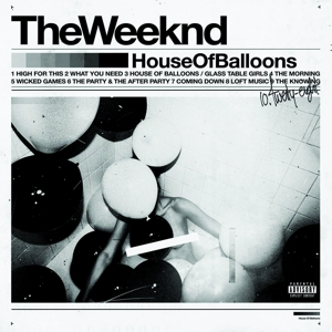 vinyl 2LP The Weeknd ‎House Of Balloons