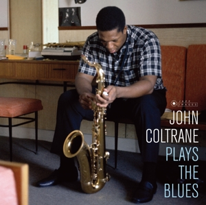 vinyl LP John Coltrane ‎Plays The Blues
