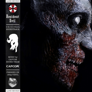 vinyl 2LP Capcom Sound Team ‎Resident Evil Original Soundtrack