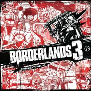 vinyl 2LP OST Borderlands 3 (White and Red vinyl)
