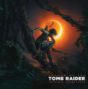 vinyl 2LP Brian D'Oliveira ‎– Shadow Of The Tomb Raider Original Soundtrack (Orange Translucent and Turquoise Opaque vinyl)