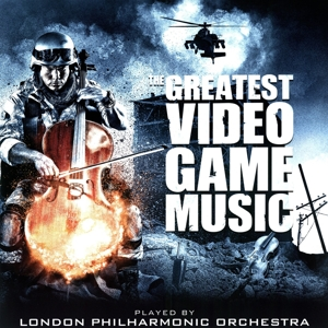 vinyl 2LP London Philharmonic Orchestra The Greatest Video Game Music