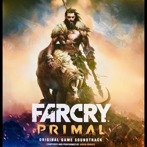 vinyl 2LP Jason Graves Far Cry Primal Original Game Soundtrack
