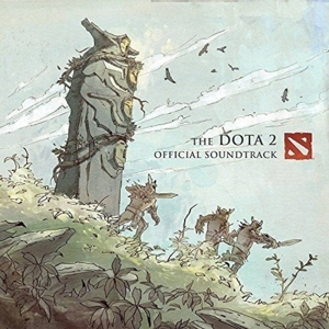 vinyl LP Valve Studio Orchestra ‎The Dota 2 Official Soundtrack