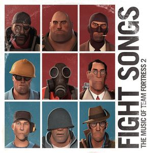 vinyl 2LP Valve Studio Orchestra Fight Songs The Music Of Team Fortress 2