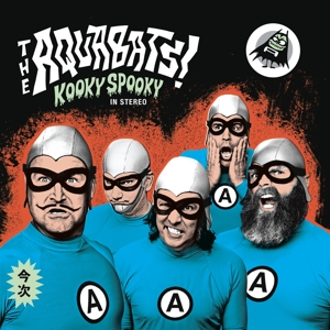 vinyl LP The Aquabats! Kooky Spooky... In Stereo!