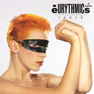 vinyl LP Eurythmics Touch