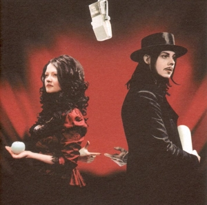 vinyl 2LP The White Stripes Get Behind Me Satan