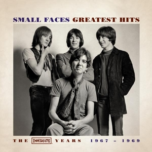 vinyl LP Small Faces Greatest Hits The Immediate Years 1967 - 1969