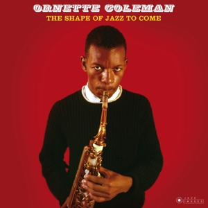 vinyl LP Ornette Coleman ‎The Shape Of Jazz To Come
