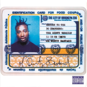 vinyl 2LP OL' DIRTY BASTARD RETURN TO THE 36 CHAMBERS (DIRTY VERSION)
