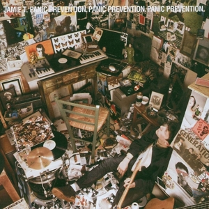 vinyl LP JAMIE T Panic Prevention