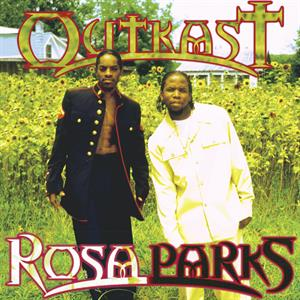 "vinyl 12"" Single OUTKAST Rosa Parks"