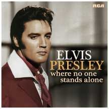 vinyl LP ELVIS PRESLEY Where No One Stands Alone