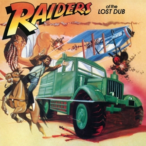 vinyl LP VARIOUS ARTISTS RAIDERS OF THE LOST DUB