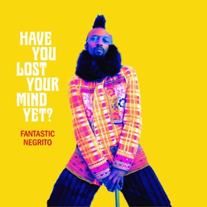 vinyl LP Fantastic Negrito Have You Lost Your Mind Yet?