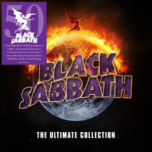vinyl 4LP BLACK SABBATH THE ULTIMATE COLLECTION