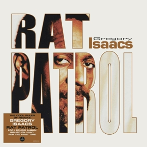 vinyl LP Gregory Isaacs Rat Patrol
