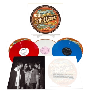 vinyl 3LP Small Faces Ogden's Nut Gone Flake (Deluxe edition)