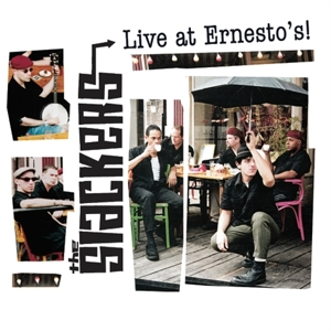vinyl 2LP The Slackers Live At Ernesto's!