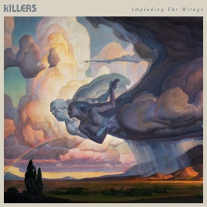 vinyl LP The Killers Imploding the Mirage