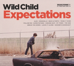 vinyl LP WILD CHILD Expectations