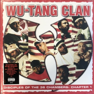 vinyl 2LP Wu-Tang Clan Disciples Of The 36 Chambers: Chapter 1