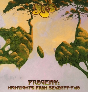 vinyl 3LP YES PROGENY: HIGHLIGHTS FROM SEVENTY-TWO (3LP)