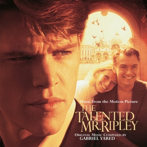 vinyl 2LP ORIGINAL SOUNDTRACK THE TALENTED MR. RIPLEY