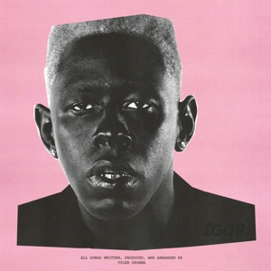 vinyl LP TYLER THE CREATOR Igor