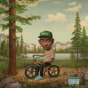 vinyl 2LP TYLER THE CREATOR Wolf