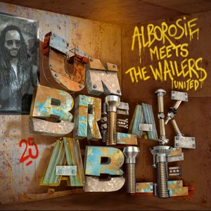 "vinyl LP+7"" Alborosie Meets the Wailers United Unbreakable"