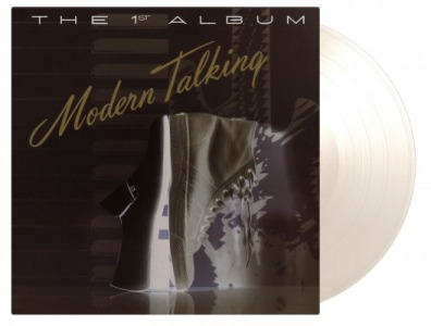 vinyl LP MODERN TALKING THE FIRST ALBUM (White vinyl)