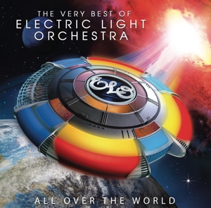 vinyl 2LP Electric Light Orchestra All Over the World the Very Best of